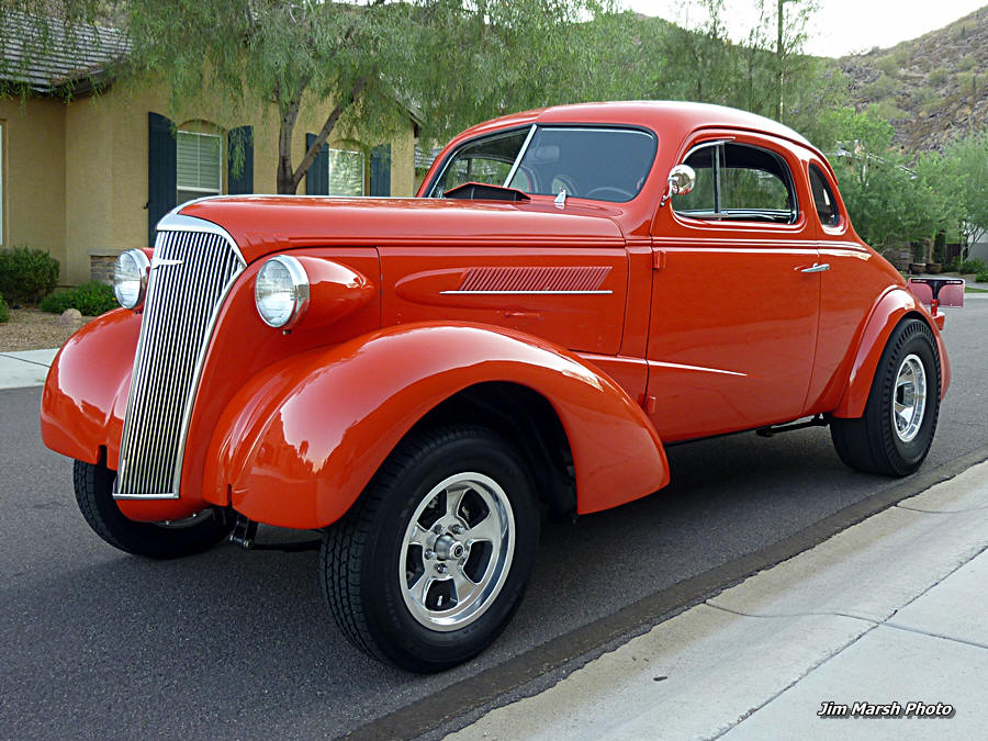 CLICK HERE TO GO TO JIM'S '37 COUPE PAGE