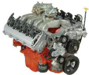 P Small G on 392 Hemi Engine Covers