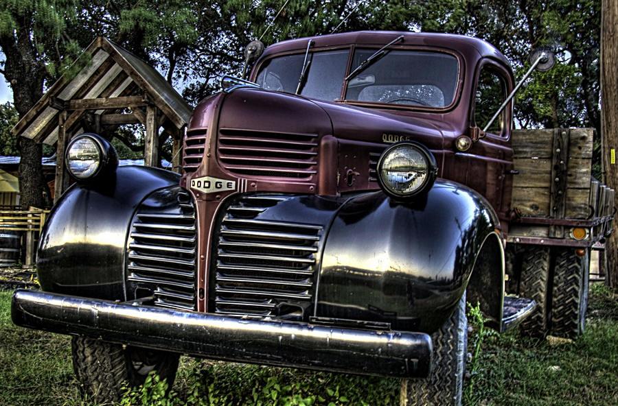 Mopars on Dodge Trucks